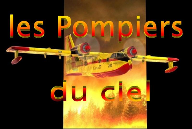 Canadairs - Les pompiers du ciel Canada10