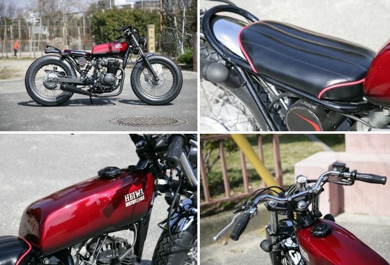 MERVEILLE : Kawasaki A1R 250ccm, 1969 Ftr00410