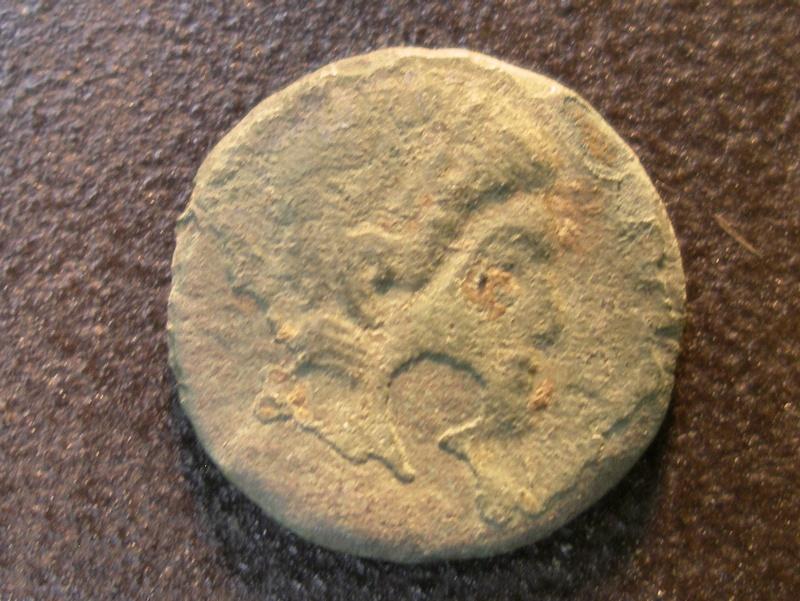 Bronze GLORIA EXERCITVS Imgp6010