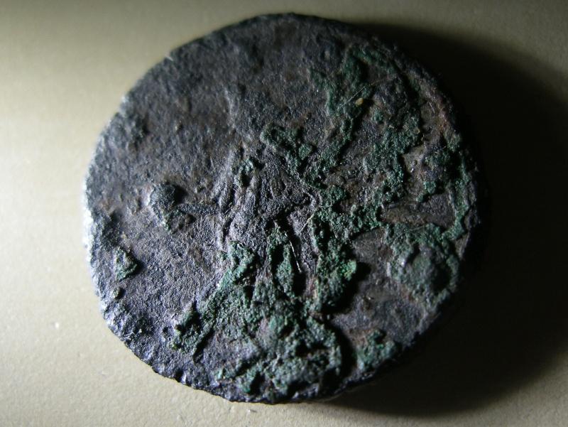 Monnaie romaine de Gallien à identifier Imgp7659