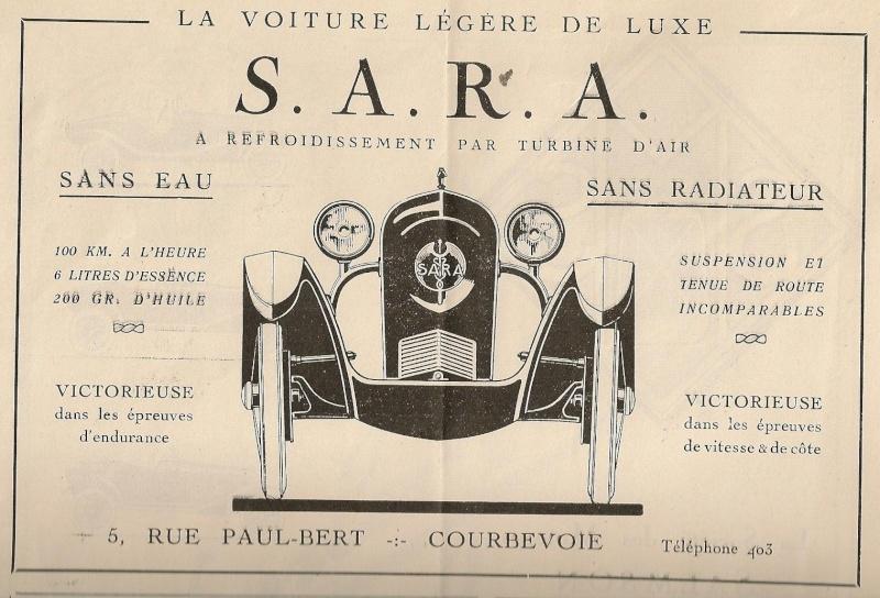 cyclecar du jour: SARA - Page 2 Sara_p10