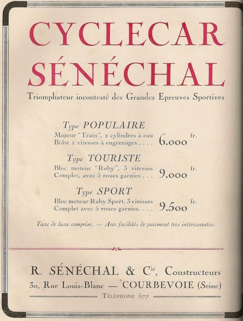 Robert SENECHAL racer (épave à restaurer) Senech11