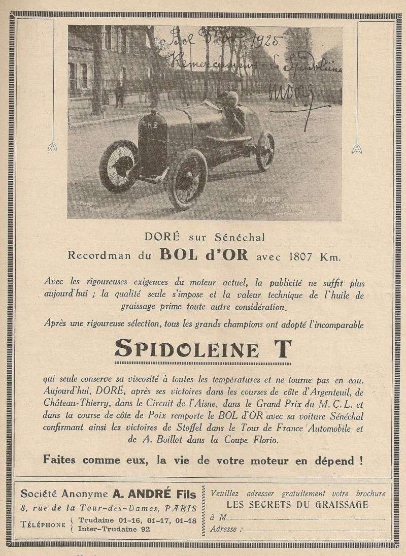 Senechal cyclecar - Page 3 Senech29