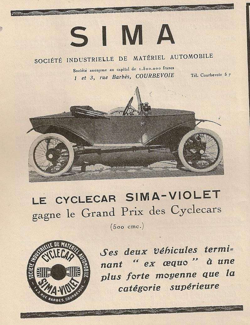 SIMA VIOLET cyclecar Sima_p10
