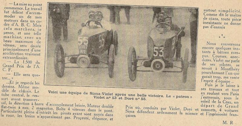 SIMA VIOLET cyclecar - Page 2 Sima_v18