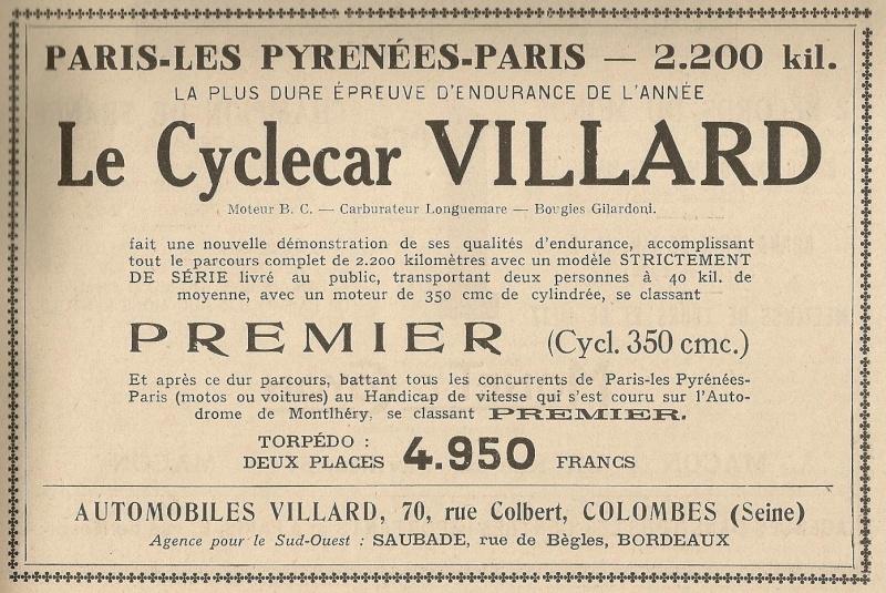 villard course Villar16