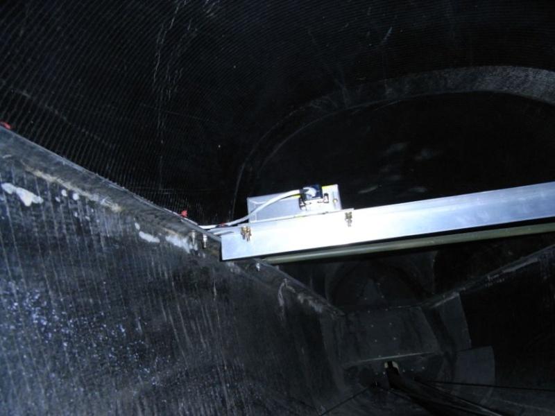 Quelle position pour la centrale magnétique de Dynon? Flux10