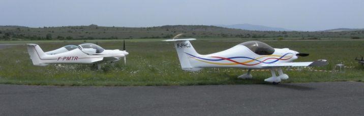 Réunion des avions Colomban Rassmi11