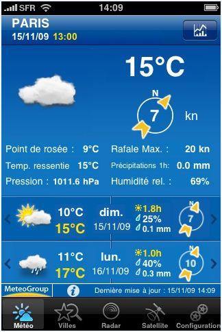 [iPhone] WeatherPro Weathe14