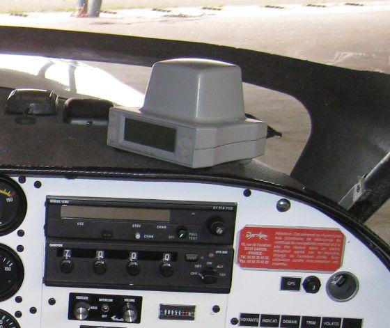 Projet tableau de bord Xrx710