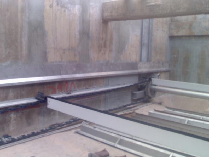 Bể lắng la men trong trạm xử lý nước thải 10052010