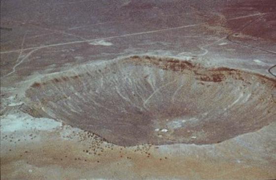 Astéroïdes : 8 questions sur leur possible impact sur Terre Crater10