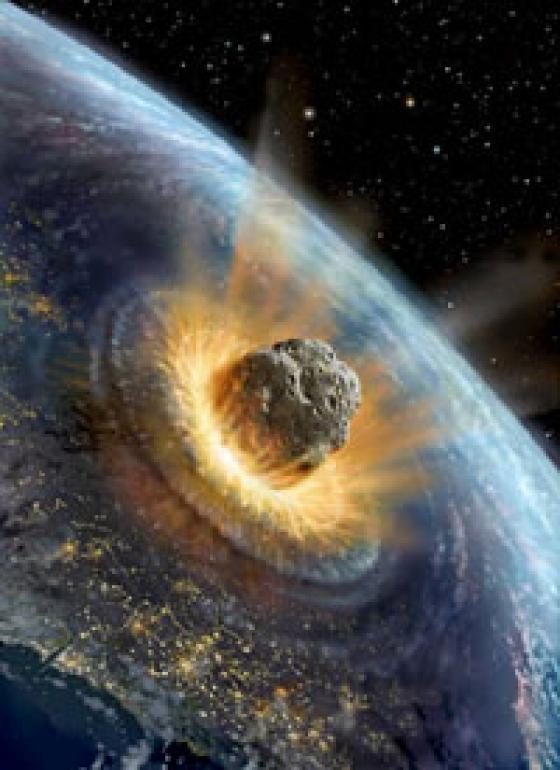 Astéroïdes : 8 questions sur leur possible impact sur Terre Impact10