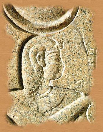 Divinités égyptiennes (manquantes) Khonso10
