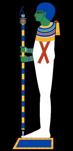 Divinités égyptiennes (manquantes) Ptah10