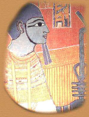 Divinités égyptiennes (manquantes) Ptah110