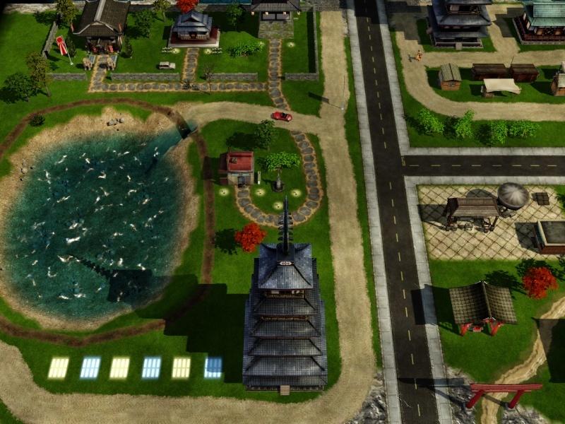 Map AR3 & Uprising: Asia Uprising Ccra3-10