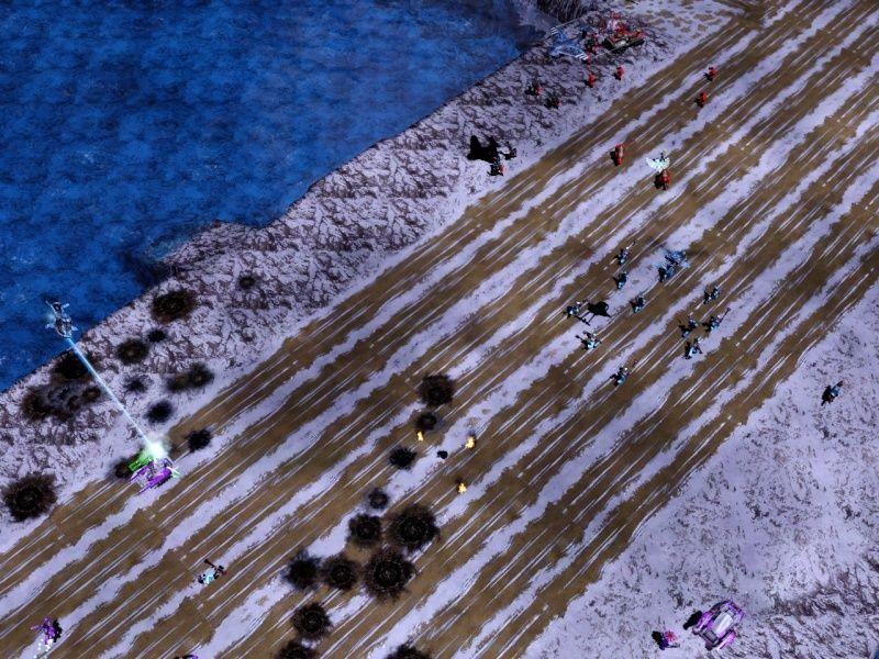 Map AR3 & Uprising: Focal Point TCA AR3 Ccra3-12