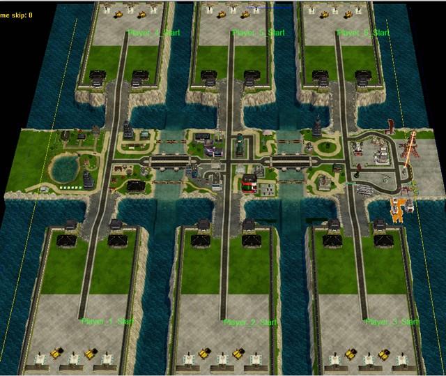 Map AR3 & Uprising: Asia Uprising Sans_t10
