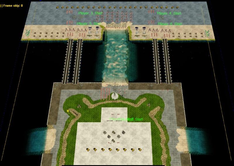 Map AR3 & Uprising: Battle 2 vs All Sans_t13
