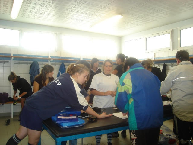Equipe féminine du SUA Dsc01311