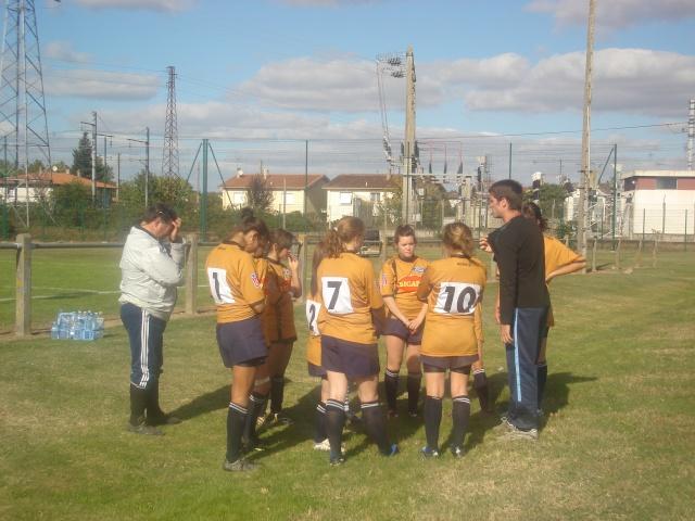 Equipe féminine du SUA Dsc01318