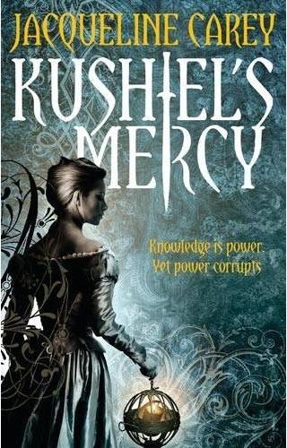 Les couvertures de Kushiel's Legacy Mercy10
