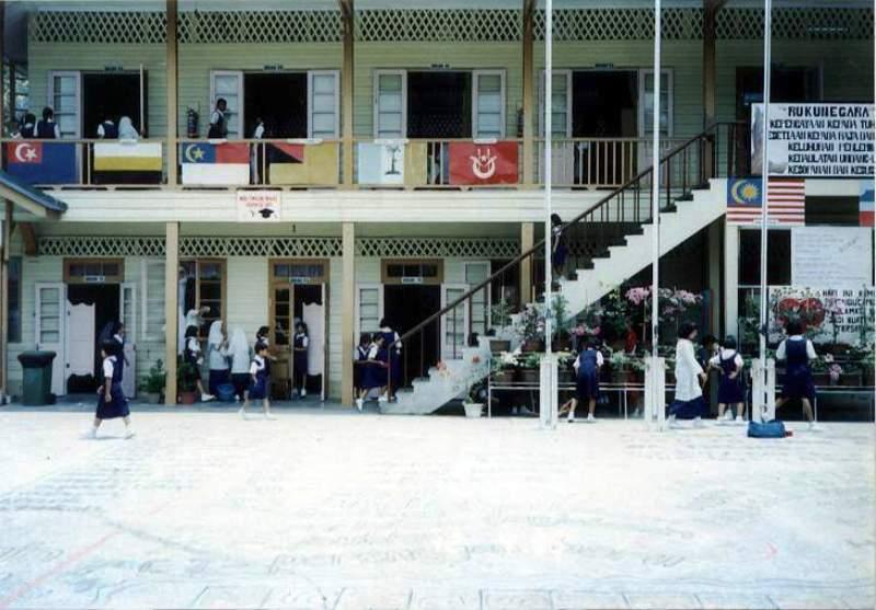 Bangunan Lama Sekola11