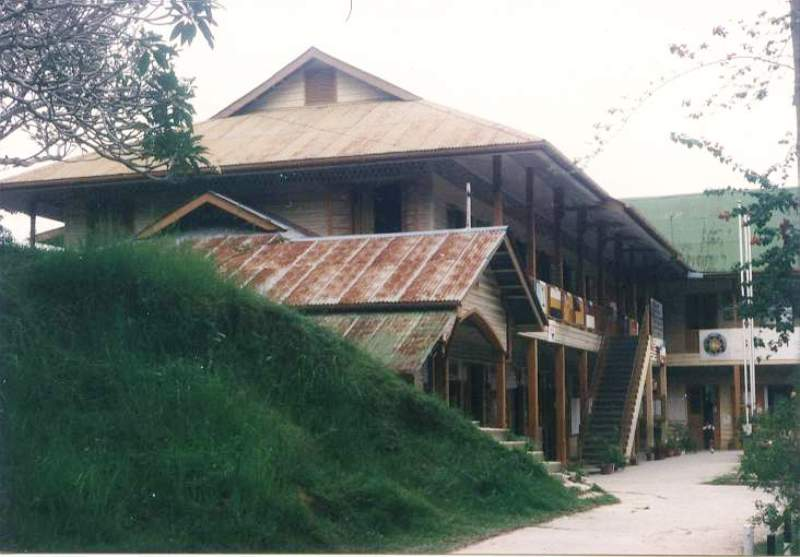 Bangunan Lama Sekola16