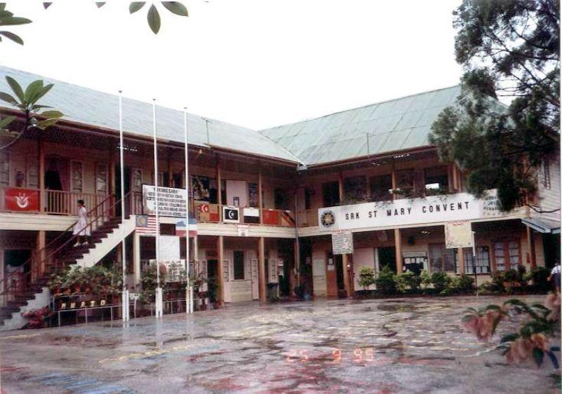 Bangunan Lama Sekola18