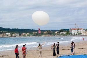 2009: Le 21/07 vers 19h45 - Nice - (06) Ballon10