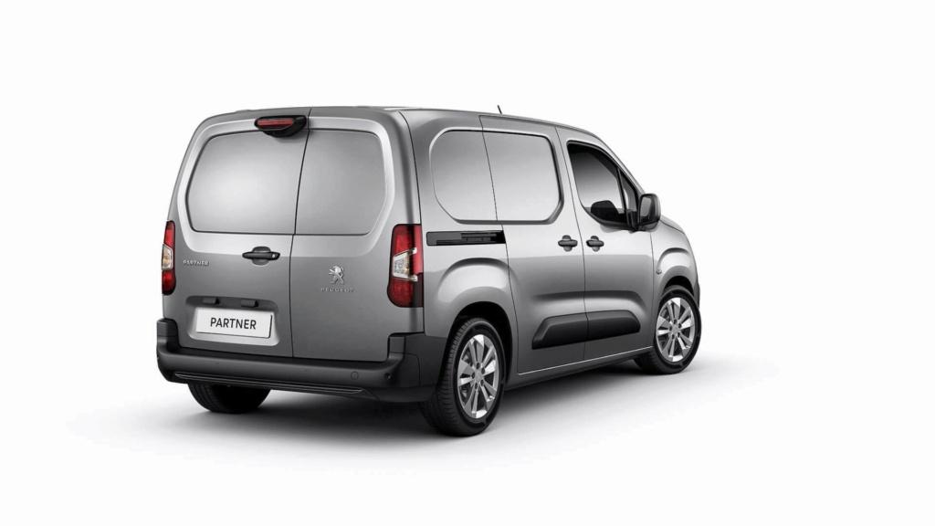 2018 - [Peugeot/Citroën/Opel] Rifter/Berlingo/Combo [K9] - Page 3 2019-p10