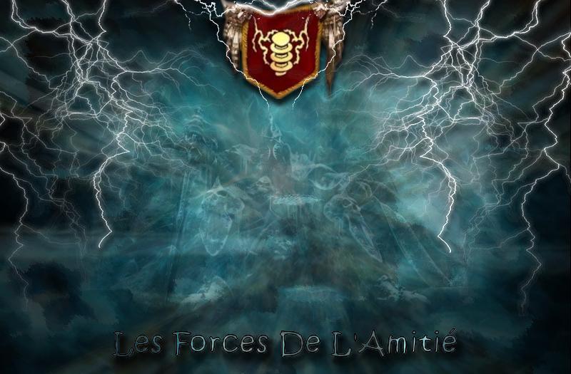 Les Forces De L'Amitié