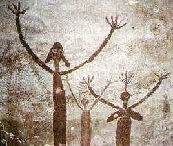 Représentations préhistoriques supposés d'aliens et d'OVNI Ufo11_12