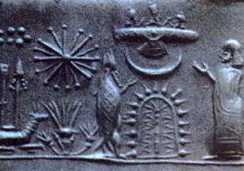 Représentations préhistoriques supposés d'aliens et d'OVNI Ufo1510
