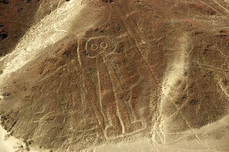 Représentations préhistoriques supposés d'aliens et d'OVNI Ufo1610