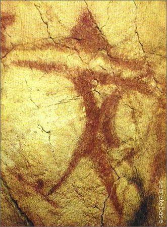 Représentations préhistoriques supposés d'aliens et d'OVNI Ufo210