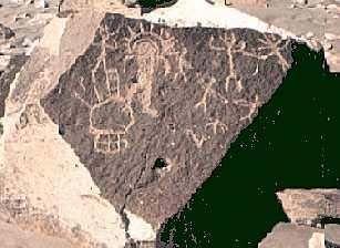 Représentations préhistoriques supposés d'aliens et d'OVNI Ufo5_211