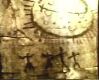 Représentations préhistoriques supposés d'aliens et d'OVNI Ufo810