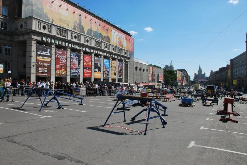 """Moscou - Manifestation du 31 mai - """"Limonov interpellé"""" - Mensonges de la presse - Photos Dsc_1311"""