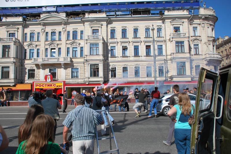 """Moscou - Manifestation du 31 mai - """"Limonov interpellé"""" - Mensonges de la presse - Photos Dsc_1318"""
