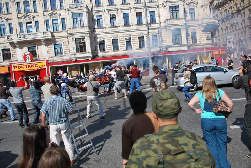 """Moscou - Manifestation du 31 mai - """"Limonov interpellé"""" - Mensonges de la presse - Photos Dsc_1320"""