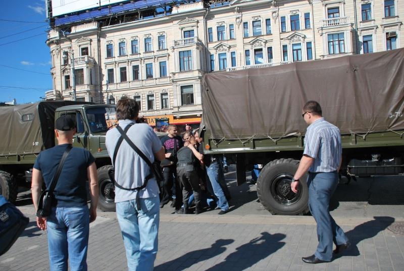 """Moscou - Manifestation du 31 mai - """"Limonov interpellé"""" - Mensonges de la presse - Photos Dsc_1325"""