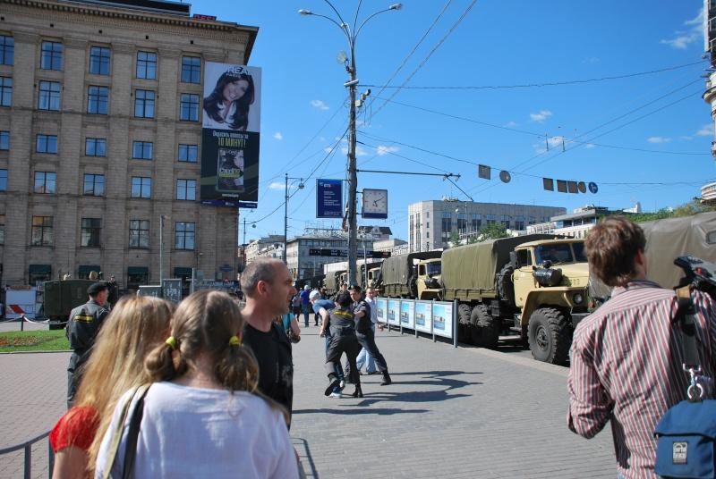 """Moscou - Manifestation du 31 mai - """"Limonov interpellé"""" - Mensonges de la presse - Photos Dsc_1326"""