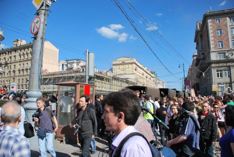 """Moscou - Manifestation du 31 mai - """"Limonov interpellé"""" - Mensonges de la presse - Photos Dsc_1327"""