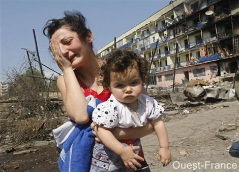 ossétie - La Guerre en Ossetie - C'est beau la presse libre P1056510