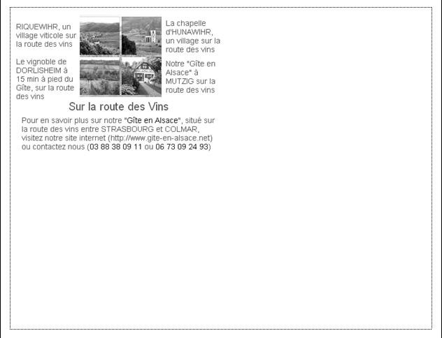 Pour vous faire connaître, offrez des cartes postales à vos hôtes Route_10