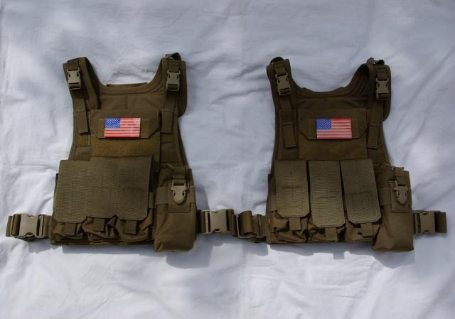 M4 Cqbr, Desert Boots,mbss Backpack, Pc Mbss Pantac, Dcu Mod Imgp4410