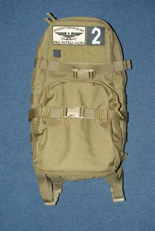 M4 Cqbr, Desert Boots,mbss Backpack, Pc Mbss Pantac, Dcu Mod Imgp4411