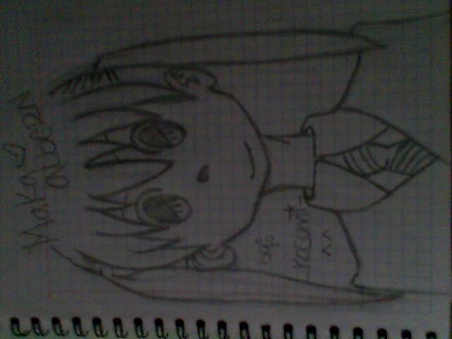 Yoko Draws (??) L_o_v_20